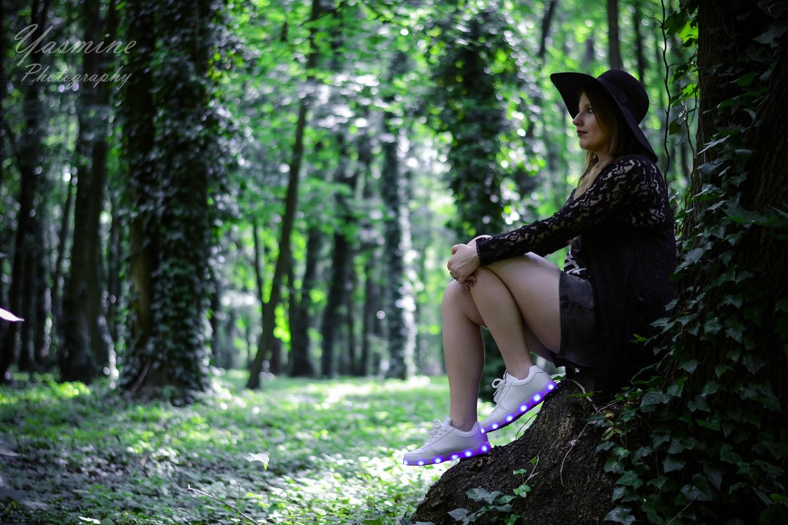 renee shoes lato z renee white sneakers disco lights biale buty z diodami led. melodylaniella