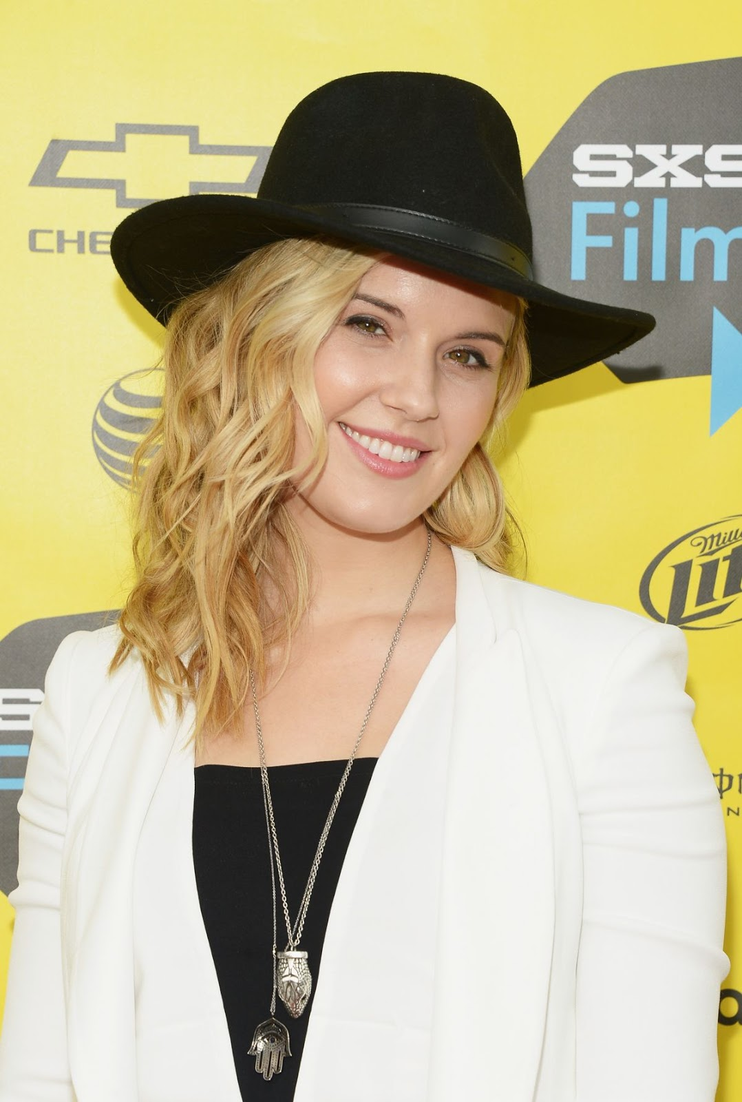 HQ Wallpapers of Maggie Grace at 'We'll Never Have Paris' Austin Premiere