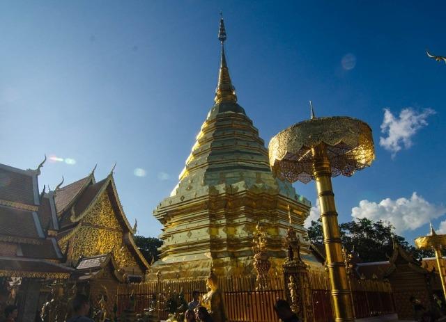 postales de viaje a Tailandia