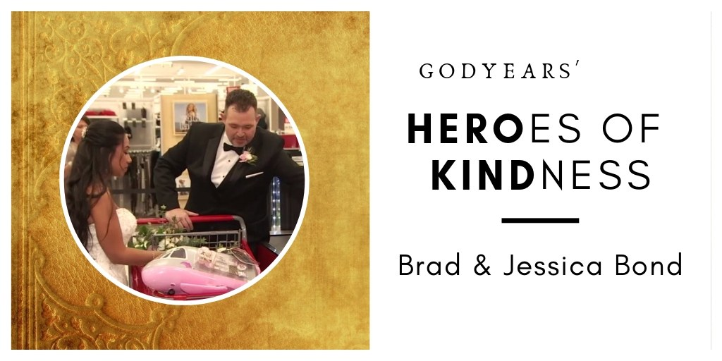 Heroes of Kindness - Jessica and Brad Bond