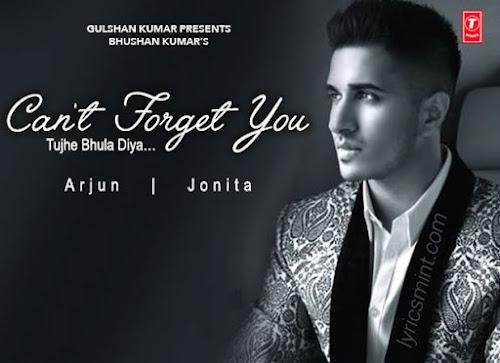 Can't Forget You - Tujhe Bhula Diya - Arjun (2015)