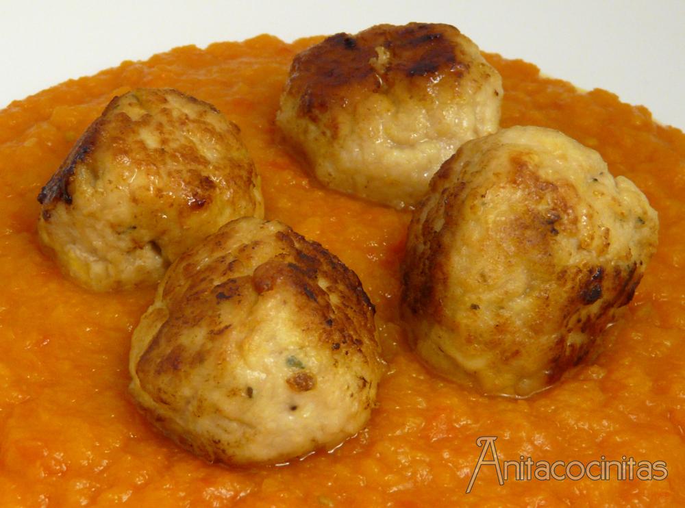 Anita Cocinitas Col China Salteada Con Salsa De Soja Y Tomate