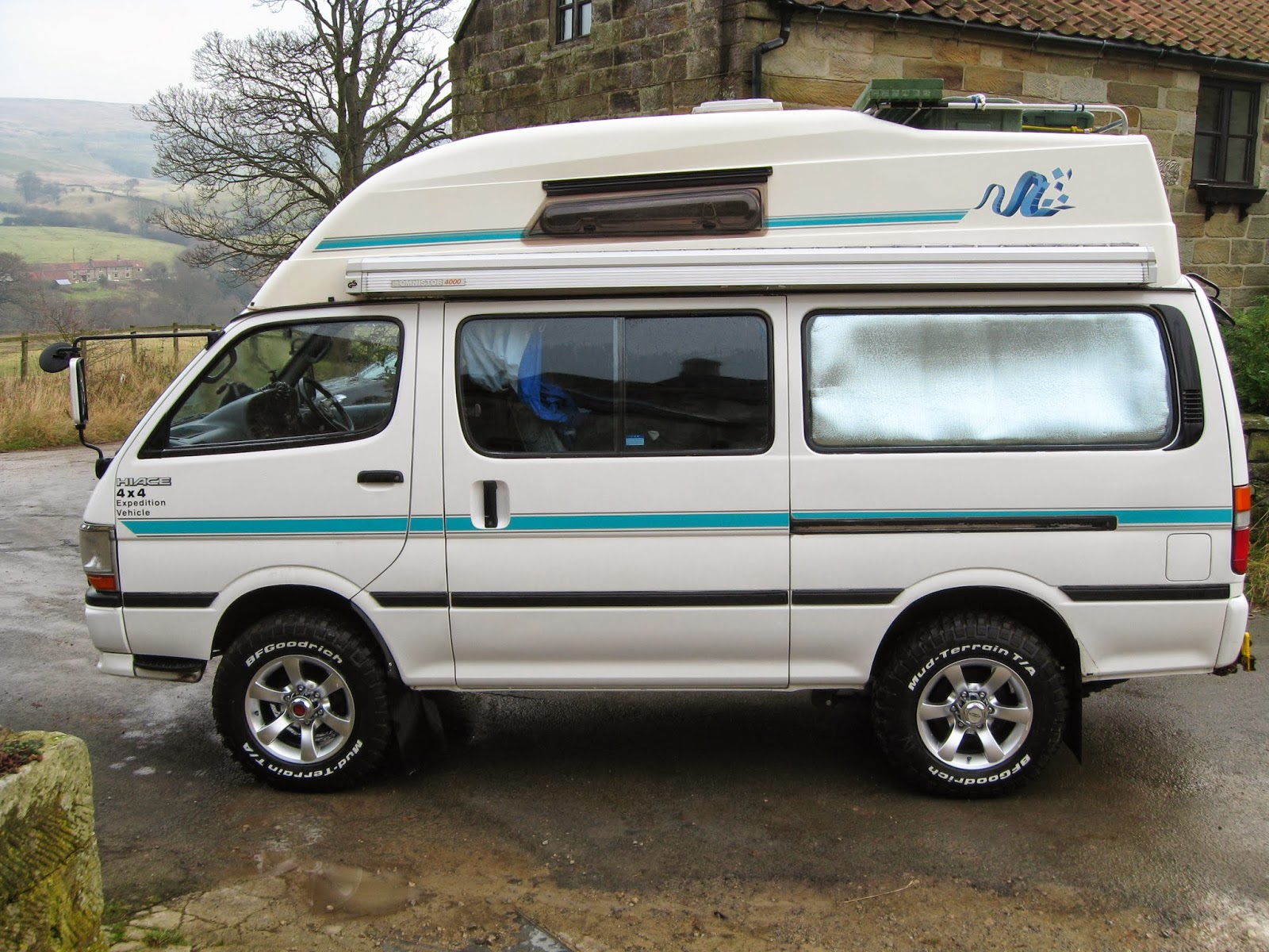 6bd66a8e5a Hiace Hobo - Living in a Toyota Camper Van  2014 plans