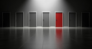 doors, choices, choose, decision, opportunity, entrance, option, solution, choosing, doorway, way, challenge, 3d, selection, decide, enter, closed, alternative, career, select, future, new, path, dilemma, whi