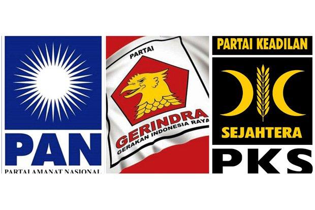 Perrpu Ormas untuk Basmi Komunisme, Gerindra, PKS, PAN Tolak Perppu Ormas