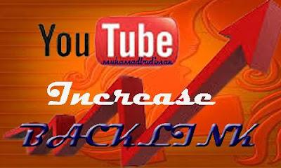 Cara membangun backlink dengan youtube