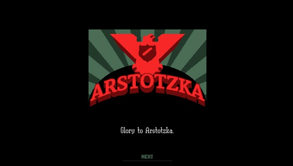 "Gloria Arstotzka ""Papers Please"""