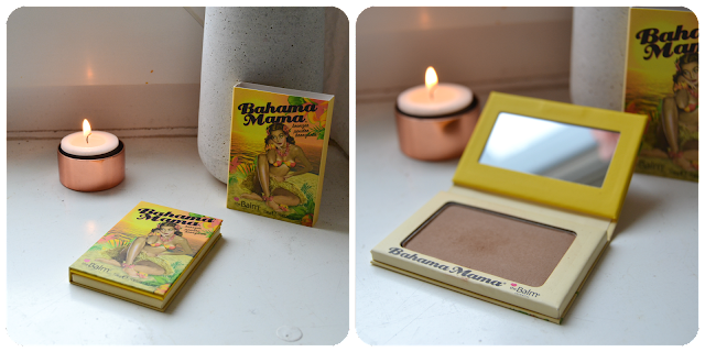 The Balm, Bahama Mama, Bronzer, Powder, Swatch, contouring