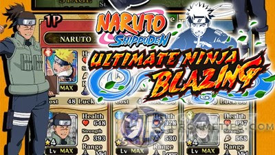 NARUTO: Ultimate Ninja Blazing - List and Best Healers Per Element