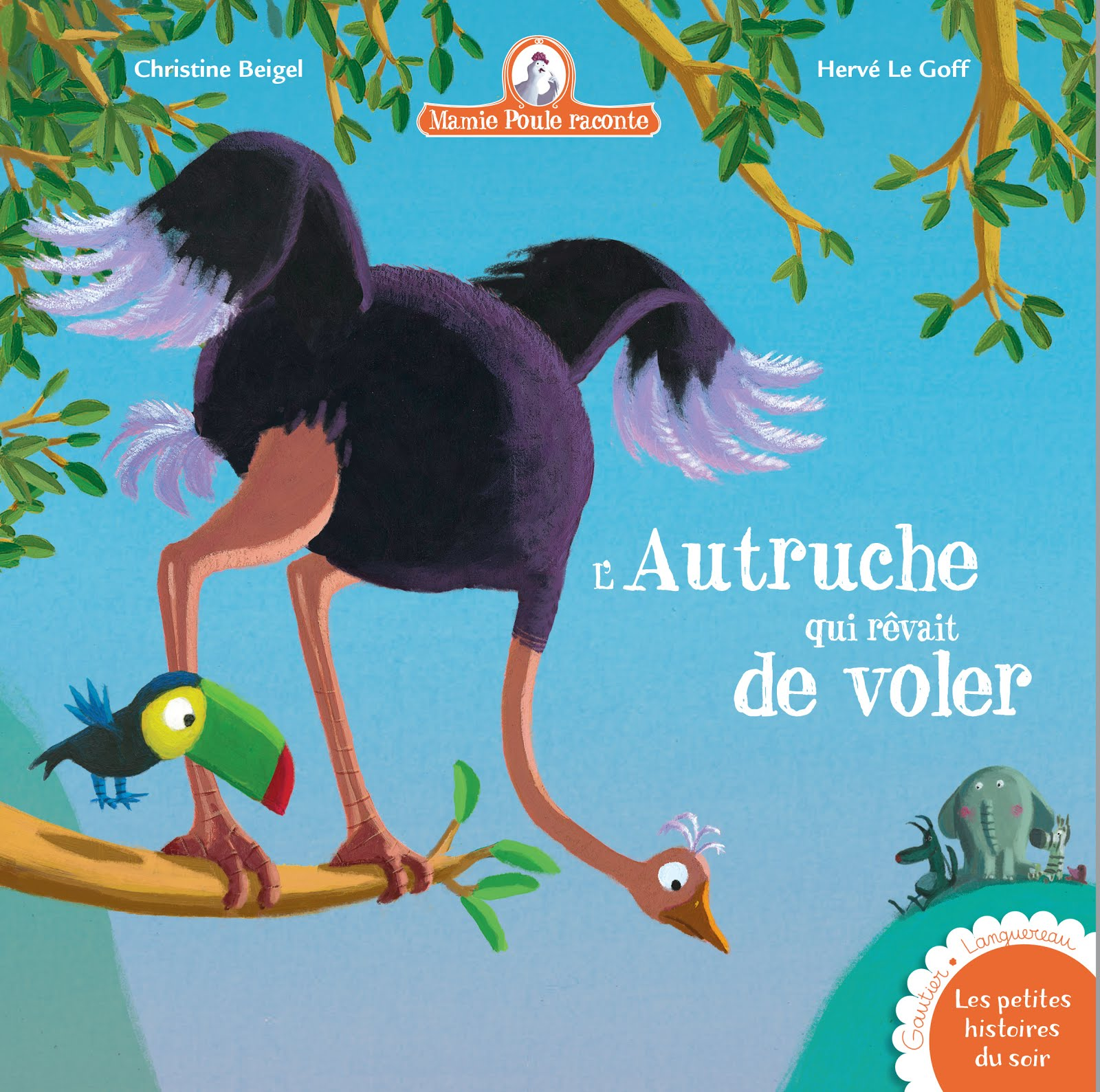 Mamie Poule tome 21