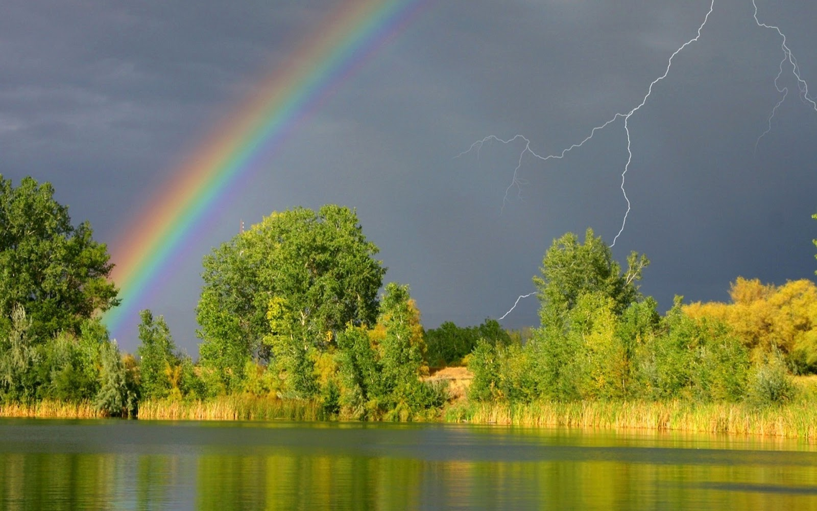 Free Church Flood Cliparts, Download Free Clip Art, Free ... |Real Rainbows In The Sky On A Sunny Day