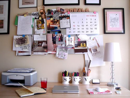 Inspiração: Decoração Home Office
