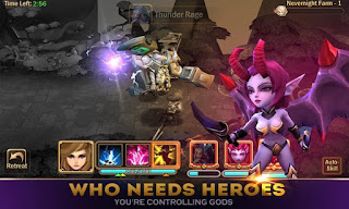 Heroes Master Mod Apk v1.1.3 VIP Unlimited Money/Unlocked Terbaru