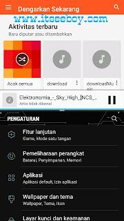 Trik Membuat SplitScreen Pada Semua Android Naugat