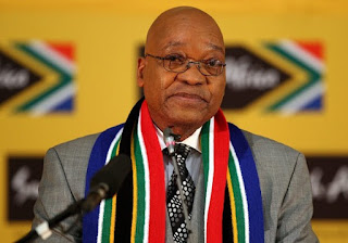 News: Jacob Zuma resigns as South Africa‎ President