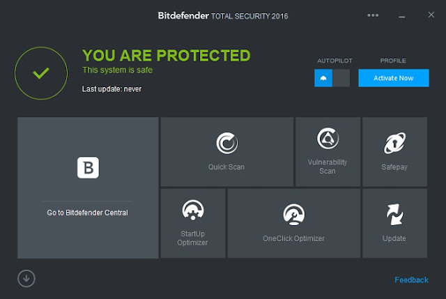 bitdefender internet security 2016 key Giveaway