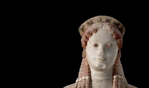 Η Κόρη της Ακρόπολης εγκαινιάζει στο Ερμιτάζ το Έτος Ελλάδας-Ρωσίας