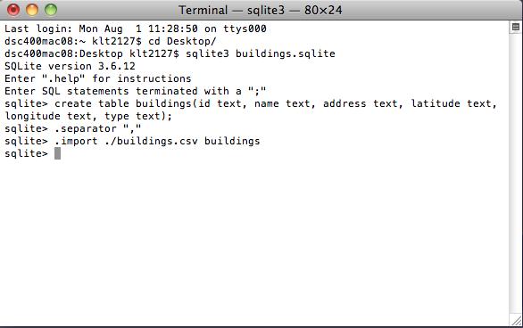 Kurry Tran's Blog: iOS 5 Tutorial - Part I  SQLite +