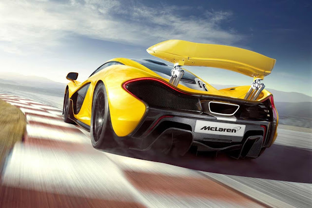 McLaren closes the gas tap: in 2025 all his cars will be hybrids and then, pure electric