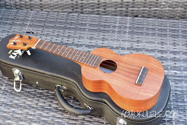 Kamaka HF-1 Standard Ukulele