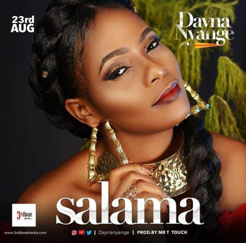 Dayna Nyange - salama (Salaama)