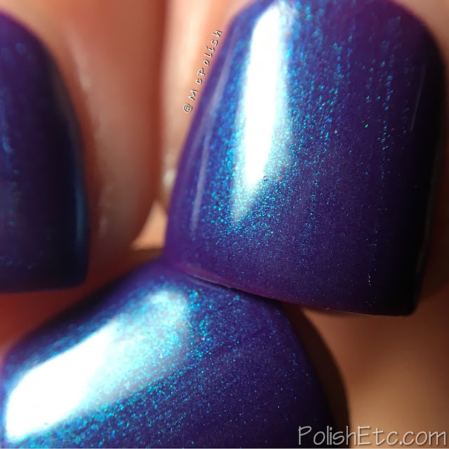 Native War Paints - Turquoise Carnival Collection - McPolish -Tilt-A-Whirl