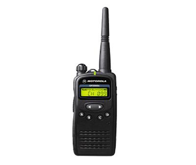 Bộ đàm cầm tay GP-2000S UHF giá rẻ