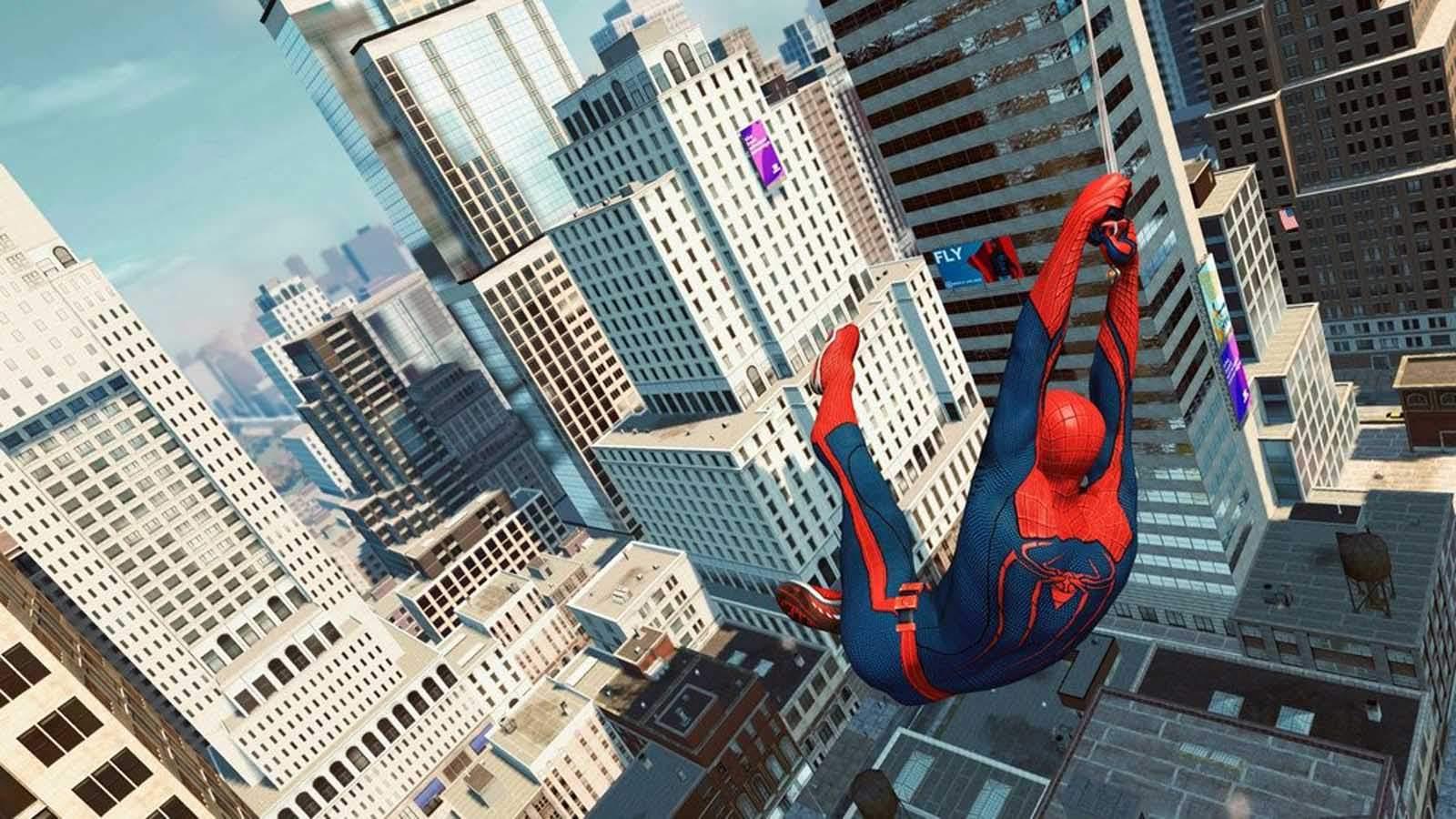 تحميل لعبة The Amazing Spider Man مضغوطة كاملة بروابط مباشر مجانا