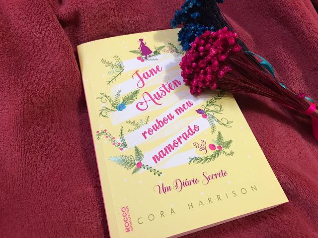 Resenha Livro Jane Austen roubou meu namorado