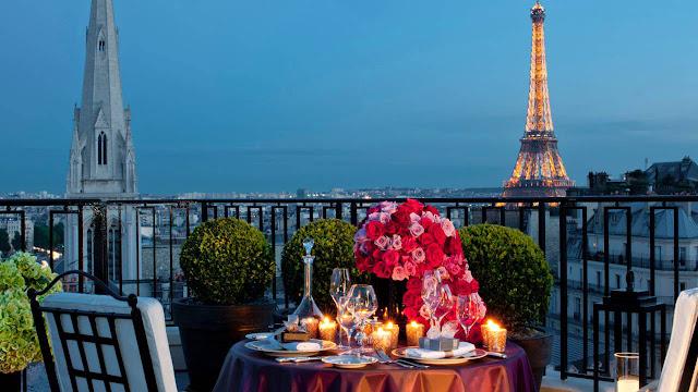 Top 10 5 star Luxury Hotels Paris