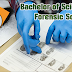 Bachelor of Science in Forensic Sciences
