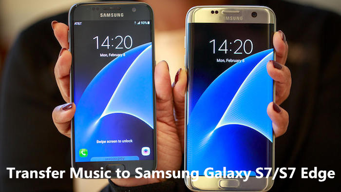 How to transfer music from samsung s7 to computer