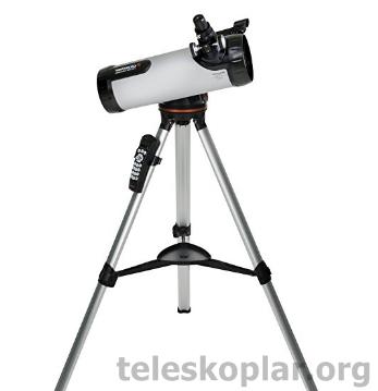 celestron 114 lcm teleskop incelemesi