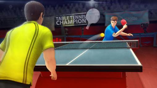 Download Table Tennis Pro – Free 3D table tennis