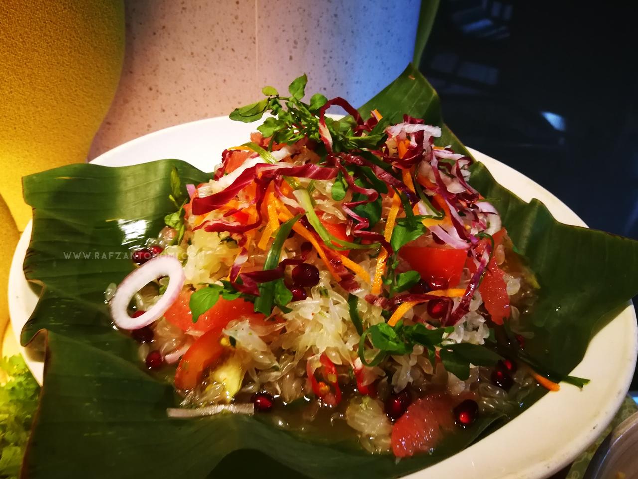Rasai Hidangan Dari 5 Chef Di Nook, Aloft Kuala Lumpur Sentral Ogos Ini
