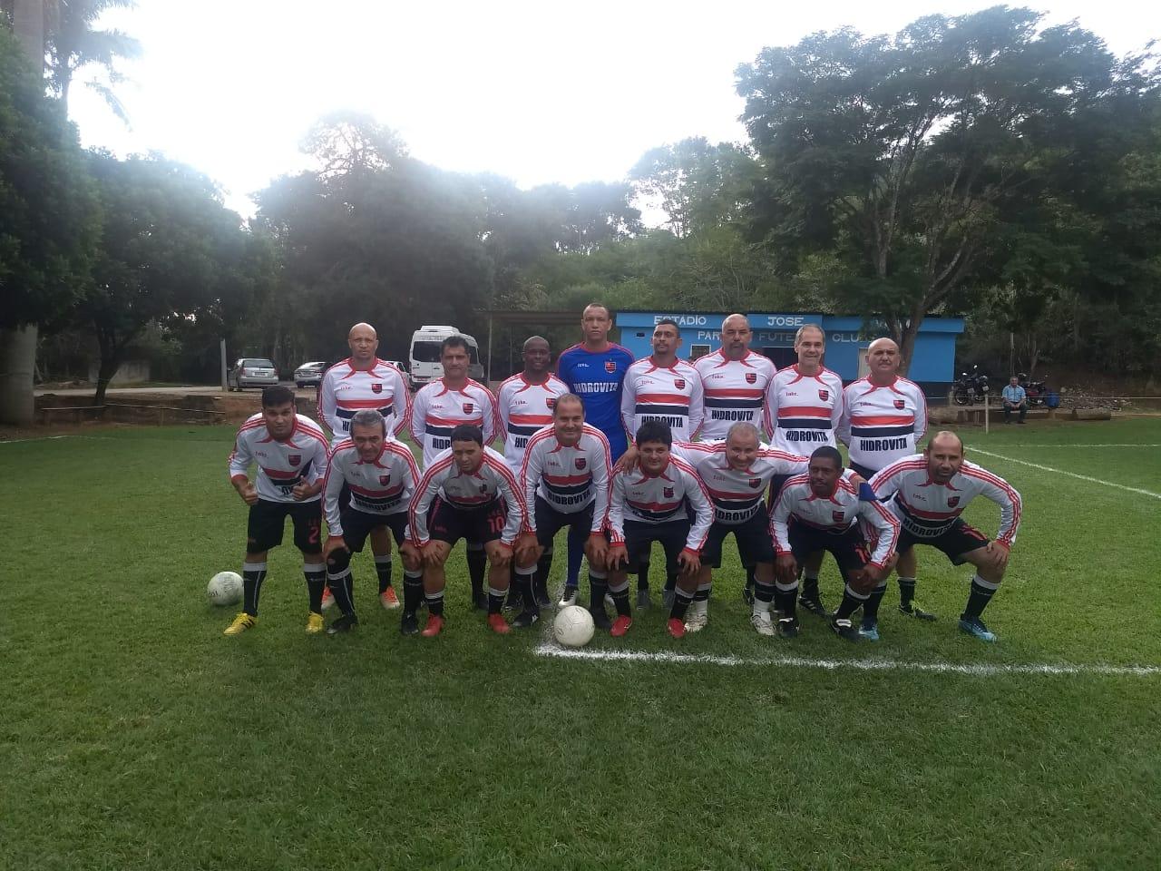 310edf8db9 16 06- Veterano do Laje Esporte Clube empata em amistoso na cidade de  Viçosa-MG