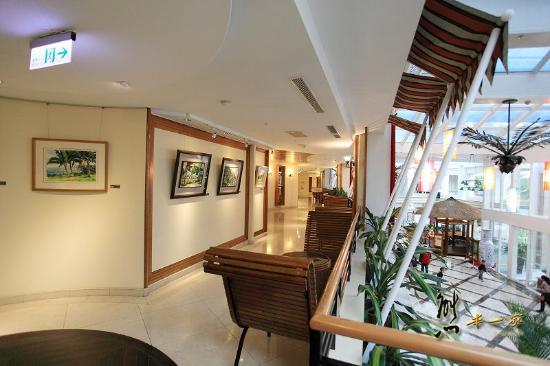 知本老爺酒店|台東五星級觀光飯店|餐廳烘培、戶外區設施環境介紹