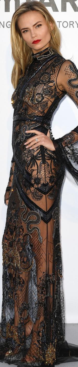 Natasha Poly 2016 amfAR Gala Cannes