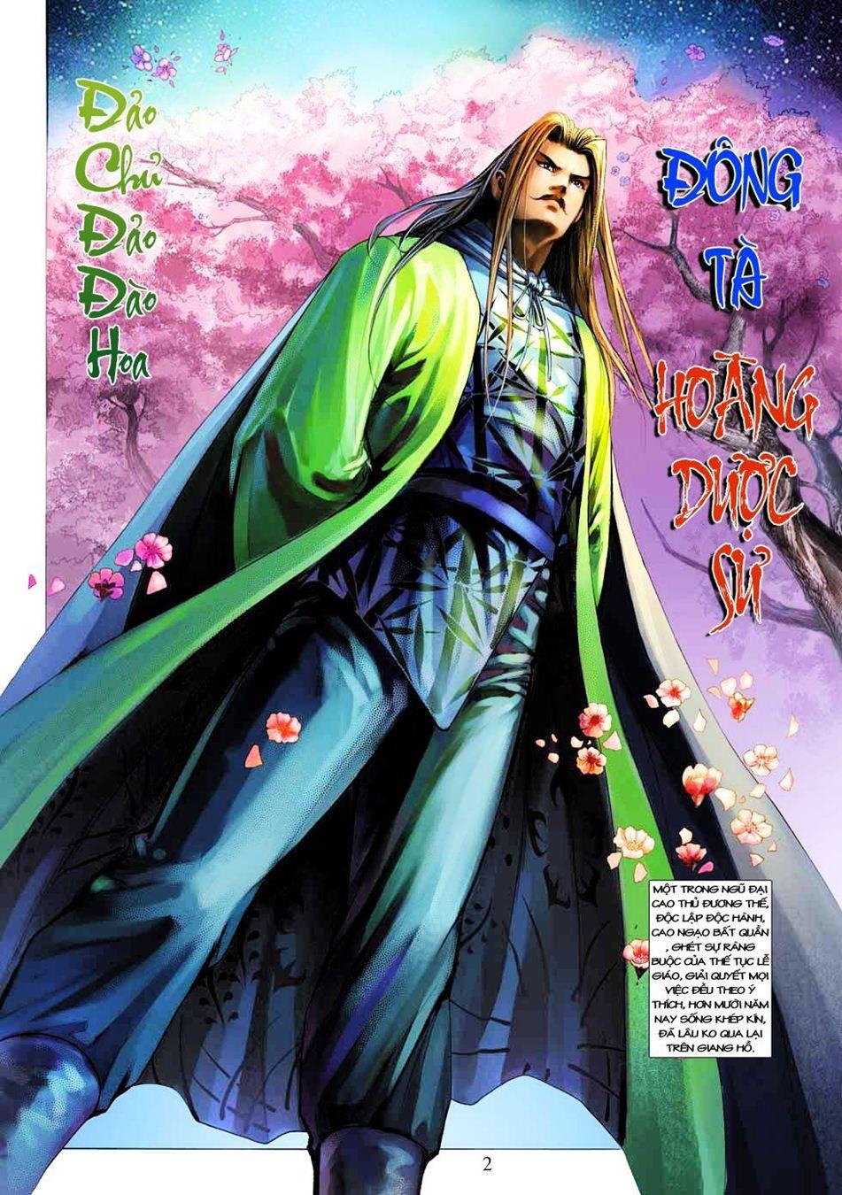 Anh Hùng Xạ Điêu anh hùng xạ đêu chap 33 trang 2