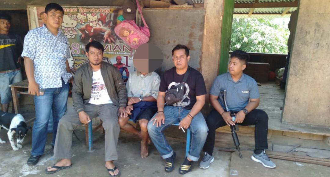 Cabuli Seorang Pelajar, Kakek Asal Rantetayo Ini Ditangkap Polisi