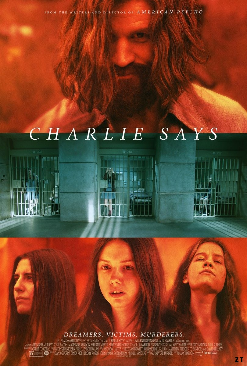 Charlie Says [BDRip] [Streaming] [Telecharger]