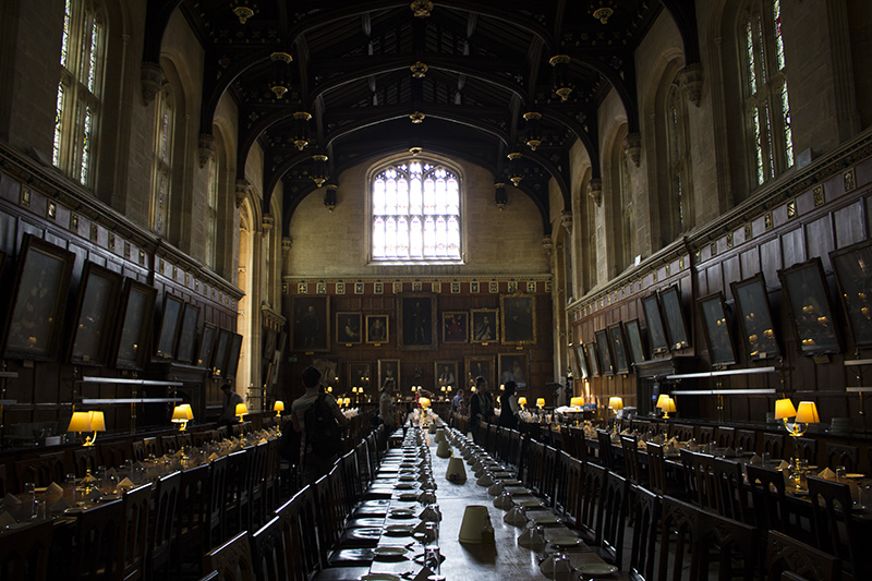 The Hall Christ Church, Harry Potter, Oxford, England, UK, best things to see in oxford uk, Oxford university,