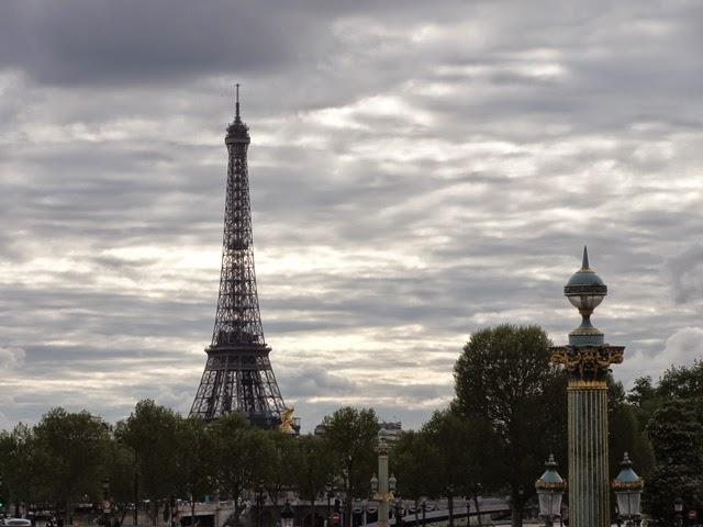 Eiffelturm, Paris (Foto © Maike Grunwald)