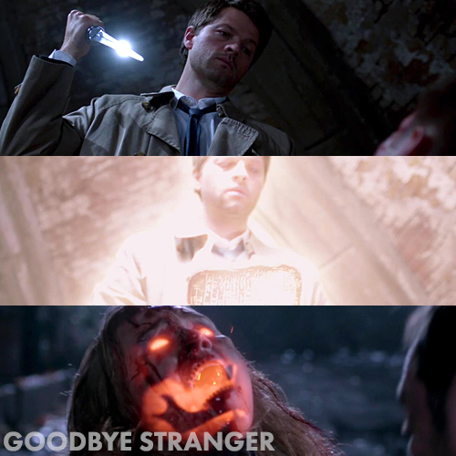 Supernatural 8x17 - Goodbye Stranger