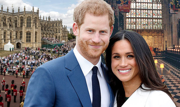 Prince Harry and Meghan Markel Announce Wedding Date, May 19, 2018