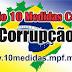 #10medidasContraAcorrupção - Onyx Lorenzoni (DEM-RS) afirmou que os parlamentares têm a chance de mudar o Brasil
