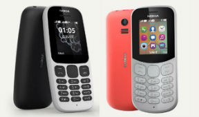 Nokia 105 (2017), Nokia 130 (2017) Feature Phones Launched in India : Price, specification and more