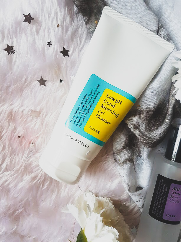 low ph cleanser for acne