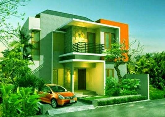 Rumah Minimalis 2 Lantai & Cara Membuat Rumah Minimalis 2 Lantai Yang Bagus - Desain Rumah