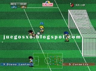 juegos de futbol para xo olpc